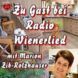 Zu Gast bei Radio-Wienerlied mit Marion Zip-Rolzhauser