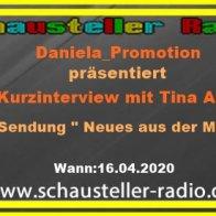 Neues aus der Musikwelt mit Daniela Promotion