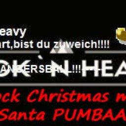 Rock Christmas mit Santa Pumbaa