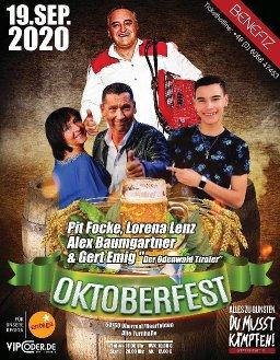Benefiz & Oktoberfest