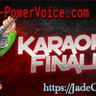 Finale der Karaoke Show auf Radio Powervoice