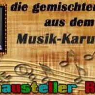 die gemischten Hits aus dem Musik-Karussell