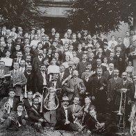 Stadtmusik Ausflug Weil am Rhein 1919