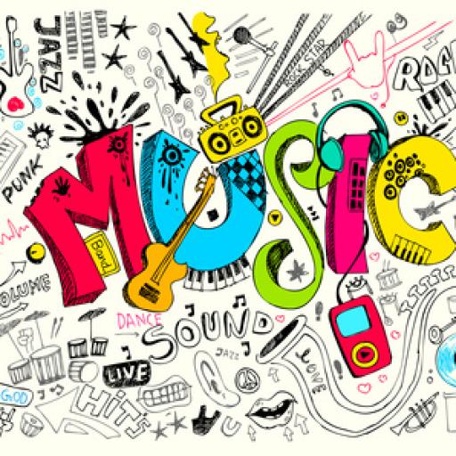 Musikstadl