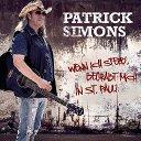 Patrick Simons  **The Ex-Les Humphries Singer** - trotz / t Corona