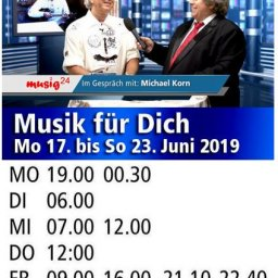 Musik fuer Dich mit Michael Korn