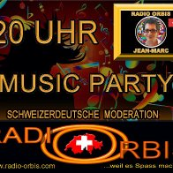 Musik Party mit Jean-Marc