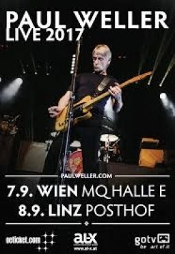 Paul Weller  Concert in Linz