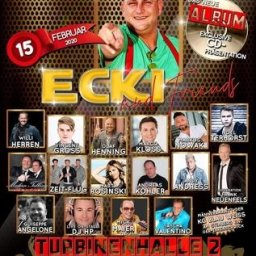 Ecki live in Konzert VOL. 3 - Das neue Album