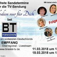 Sendetermine Melodien nur für dich(Bliestal Tv)