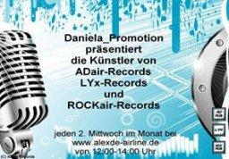 Bemmusterungen von ADair-, LYX,- und ROCKair-Records