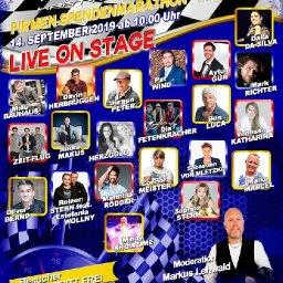 Daytona-RTL Spendenmarathon