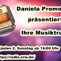 Musiktruhe mit Daniela Promotion