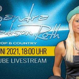 Sandra Madison Roth YouTube Live Stream Concert