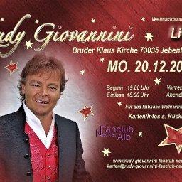 Rudy Giovannini Weihnachtszauber