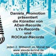Bemusterungen Von ADair-, LYX,- Und ROCKair-Records