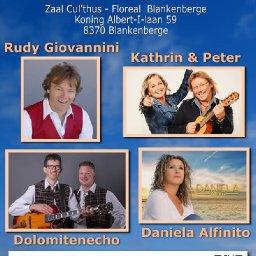 Rudy Giovannini zu Gast in Belgien rated a 5
