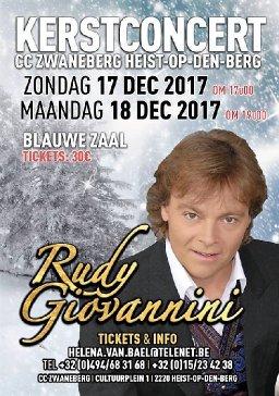 Weihnachtskonzert Rudy Giovannini