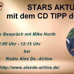 Stars Aktuell Radio Alex De Airline