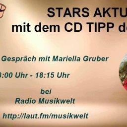 Stars Aktuell bei Radio Musikwelt