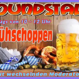 Soundstadl Fruehschoppen von 10:00h bis 12:00h jeden Sonntag: https://radio-soundstadl.de/news.php