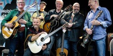 2017 Melbourne Guitar Show