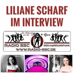 Live-Interview mit Liliane Scharf