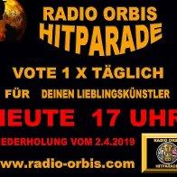Wiederholung von Radio Orbis Hitparade Mit Markus