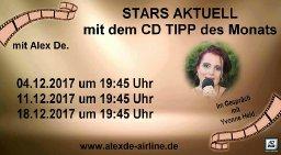 Stars Aktuell mit dem CD Tipp des Monats