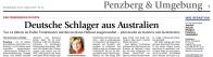 Deutsche Schlager aus Australien