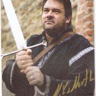 Mike North (Autogrammkarte)