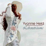 Yvonne Held- Lebensträume (Cover)
