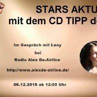 Alex De Airline stars aktuell Leny (06.12.2018)