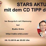Radio Orbis stars aktuell Harmony
