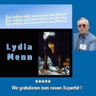 Lydia Menn-Ich schiess dich tausendmal zum Himmel