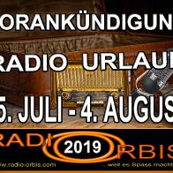 Radio urlaub