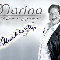 Autogrammkarte Marina Herper