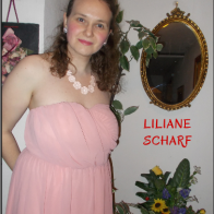 Liliane Scharf-Autogrammkarte 2019- Nr.2