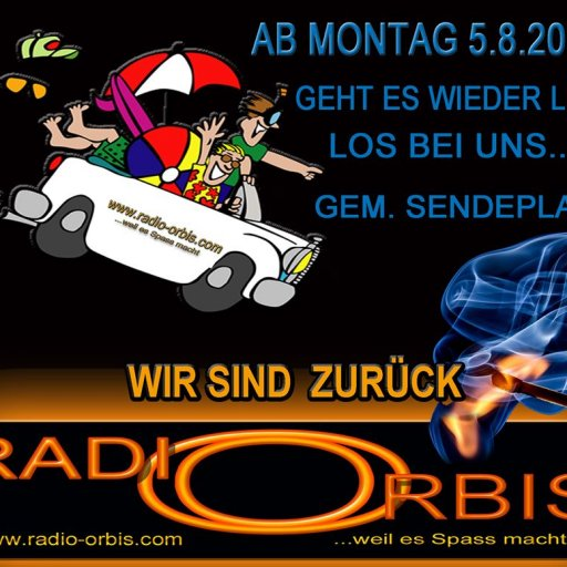 Radio-Urlaubsende