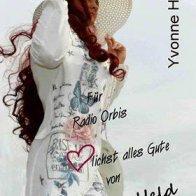 Autogrammkarte Yvonne Held