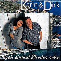 Cover Duo Karin und Dirk- Noch einmal Rhodos sehn