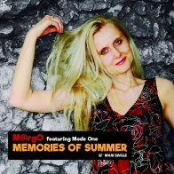 Cover M@rgO feat Mode One - Memories of Summer