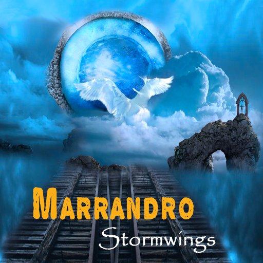 """""""Stormwings"""" Flügel, aus Träumen gemacht, getragen voll stürmischer Fantasie"""
