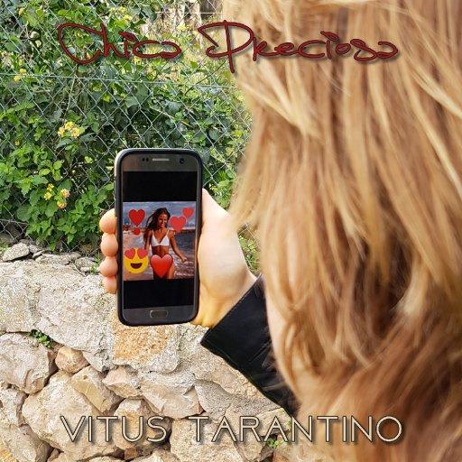 Chica Preciosa Vitus Tarantino Orignal Cover