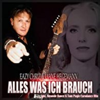 Cover Eazy Chriz & Lyane Hegemann- alles was ich bruach