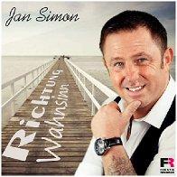 Cover Jan Simon-Richtung Wahnsinn
