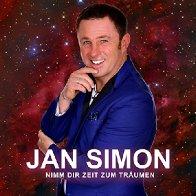 Cover Jan Simon- Nimm Dir Zeit zum träumen