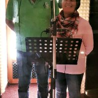 Gert und Erna im Studio