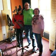 Gert mit seinen Chor Damen