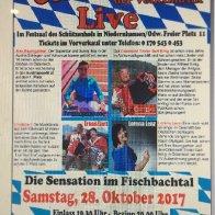 Oktoberfest Die Sensation im Fischbachtal